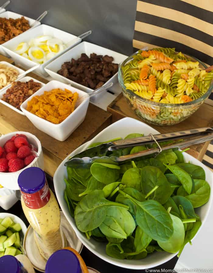 Ultimate Salad Bar