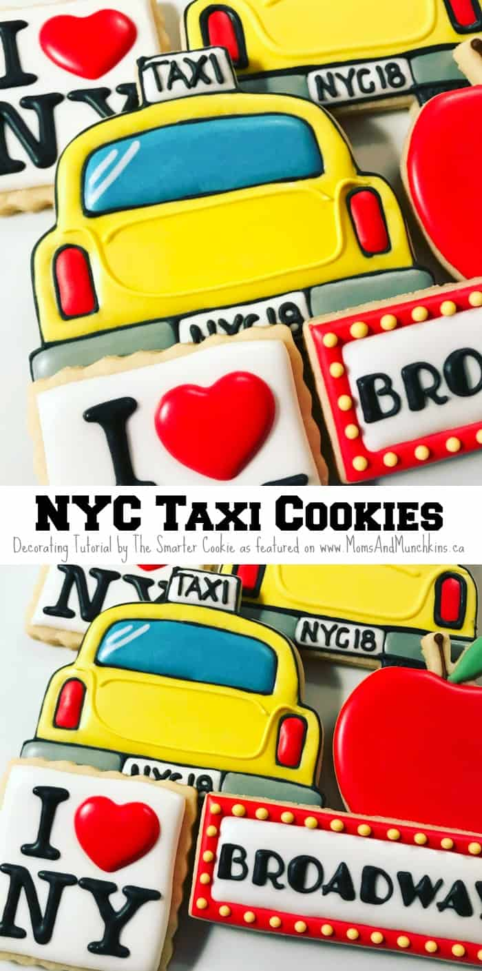 NYC Taxi Cookies Tutorial