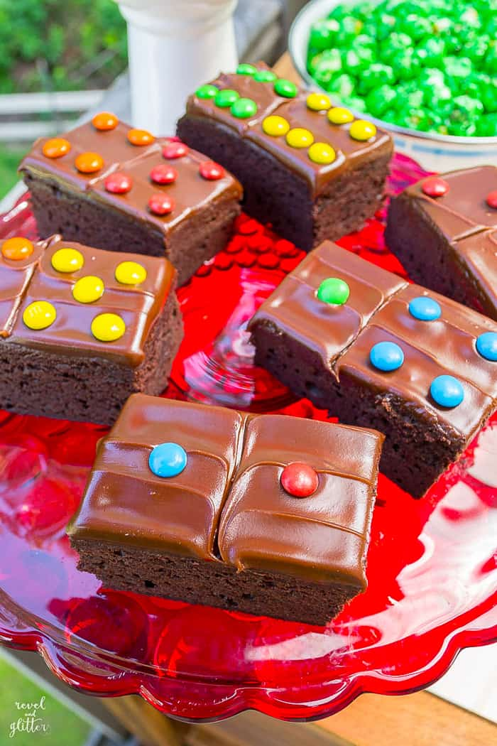 Game Night Brownies