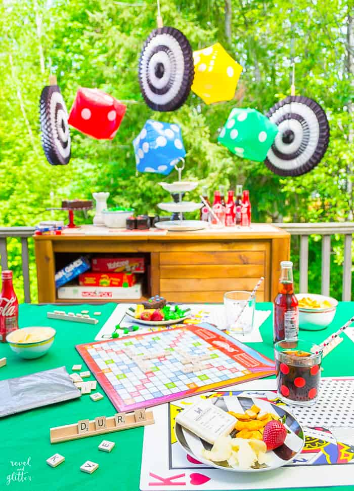 Family Game Night Setup Ideas