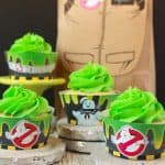 Ghostbusters Cupcake Wrappers