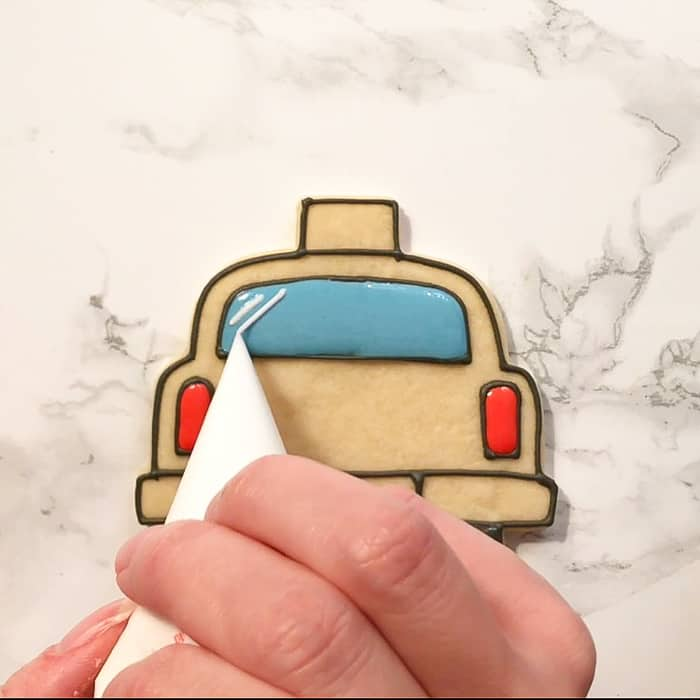 Car Cookie Decorating Tutorial
