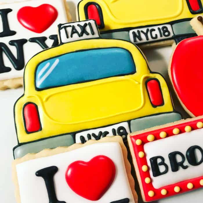 NYC Taxi Cookies Tutorial