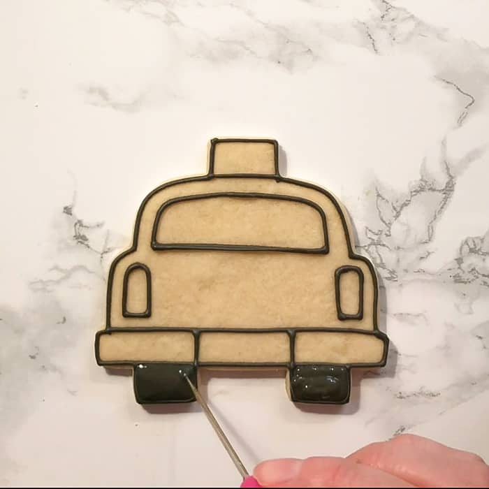 How To Make NYC Taxi Cookies