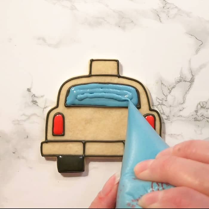 How To Decorate Car Cookies