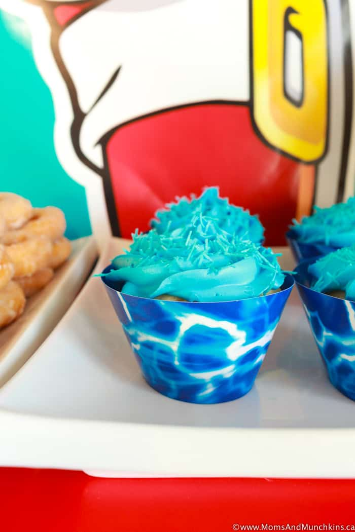 Sonic The Hedgehog Party Ideas Moms Amp Munchkins