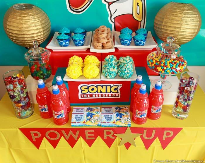 Sega Party