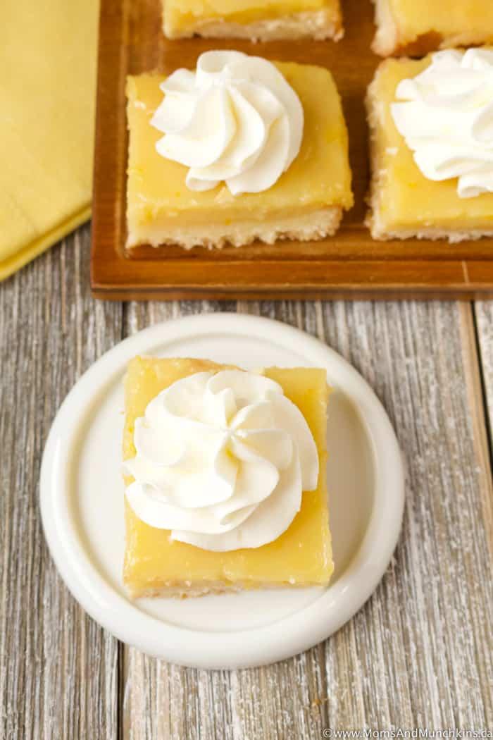 Lemon Buttercream Recipe