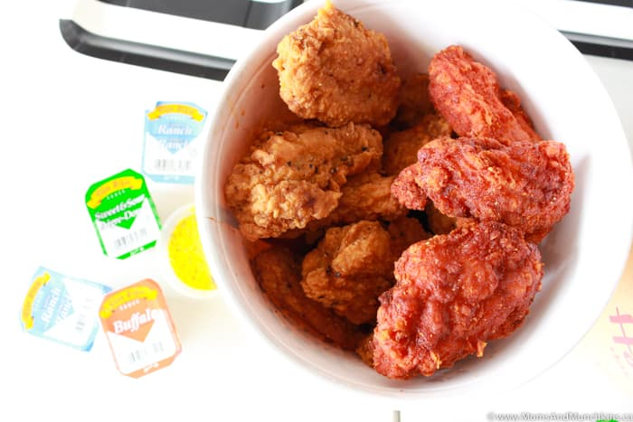 7-Eleven Chicken Wings