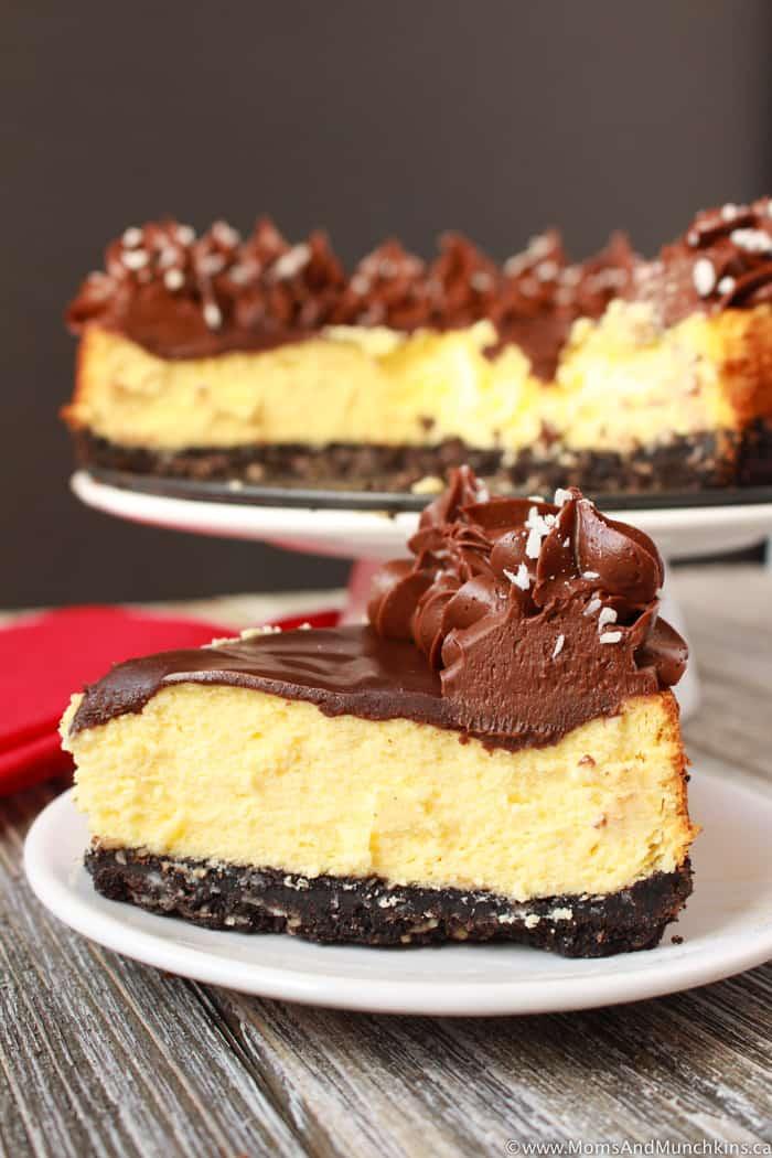 Nanaimo Bar Cheesecake Recipe