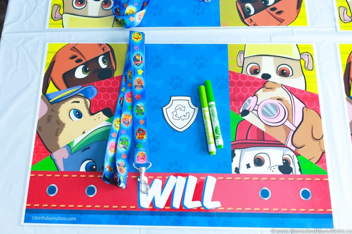 Paw Patrol Craft for Kids