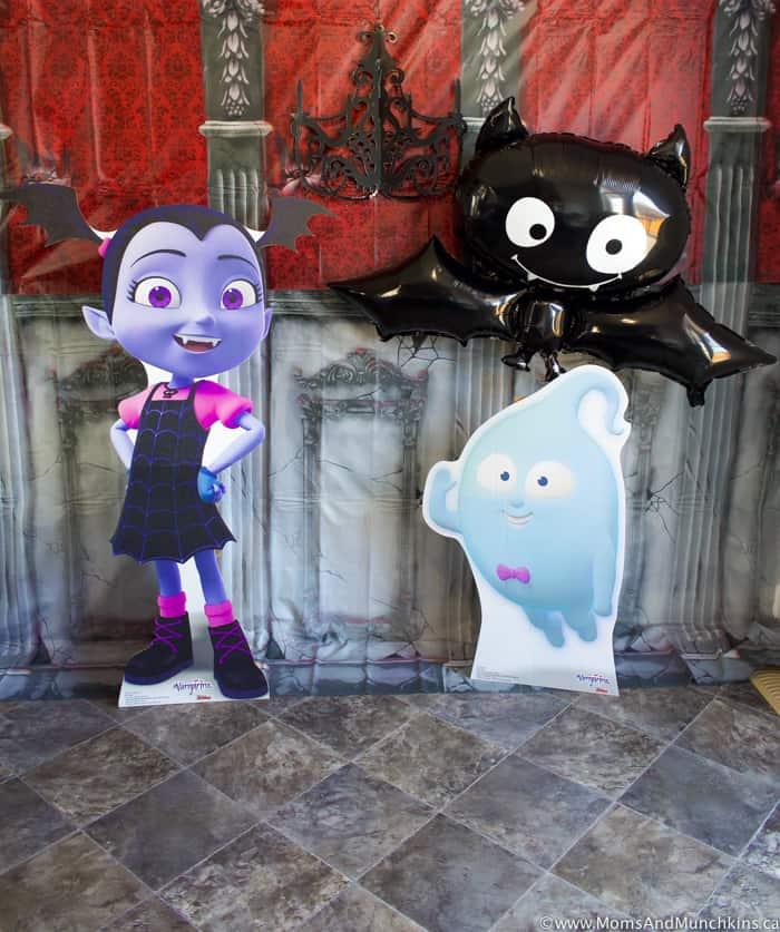 Vampirina Party Photo Booth