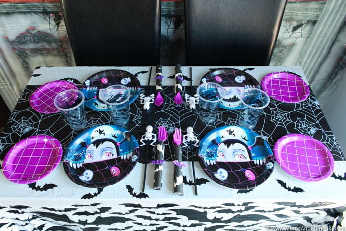 vampirina party ideas for kids