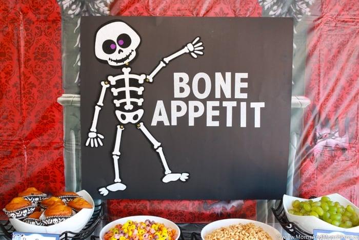 Bone Appetit Buffet