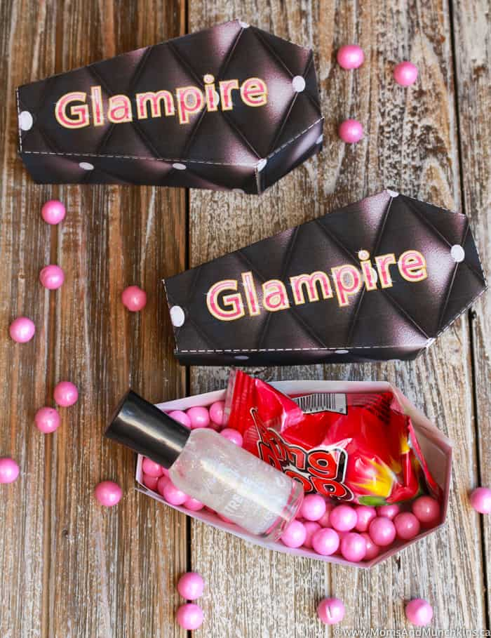Glampire Treat Boxes