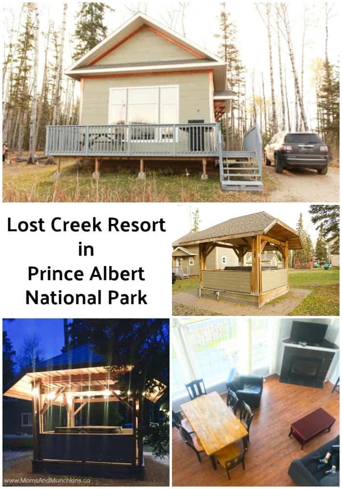 Lost Creek Resort Waskesiu