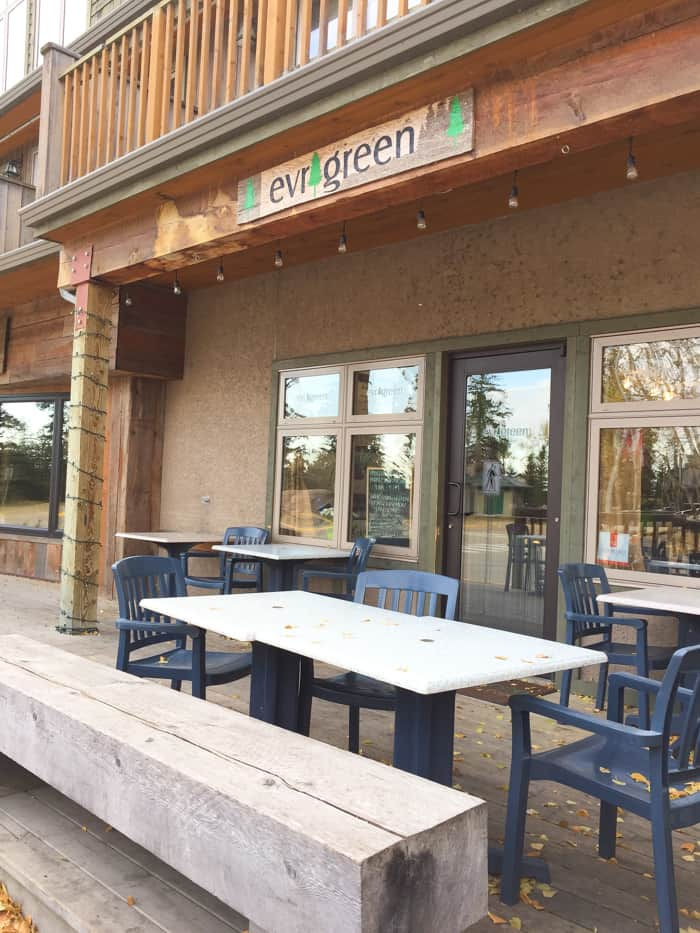 Evrgreen Coffee Waskesiu