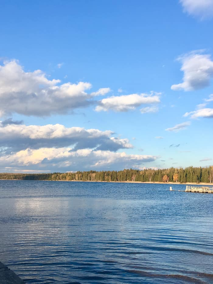Fall Activities in Prince Albert National Park