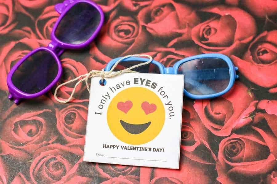 Eyes Valentine