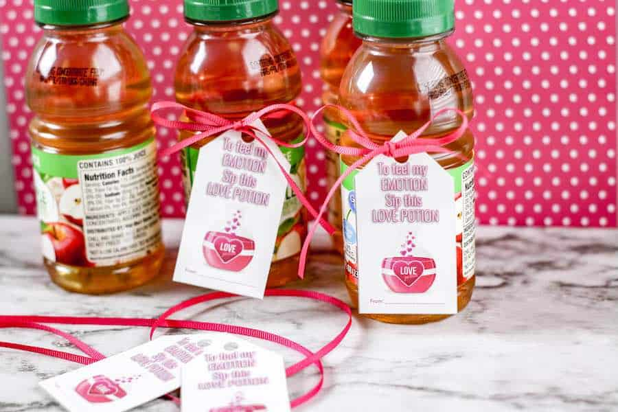Love Potion Valentine