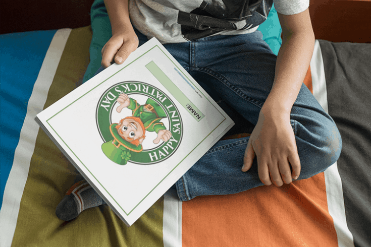 Really Fun Free Printable St Patrick's Day Worksheets for Kids
