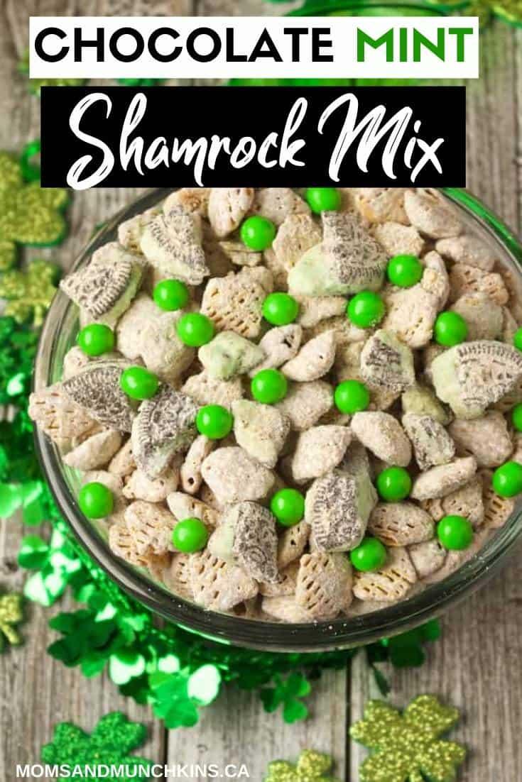 Chocolate Mint Shamrock Mix