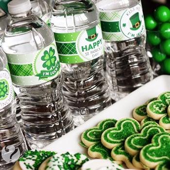 FREE! St. Patrick's Day printables