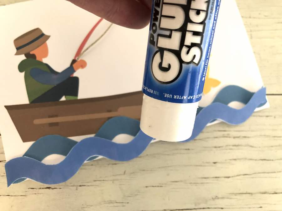 Gluing Waves