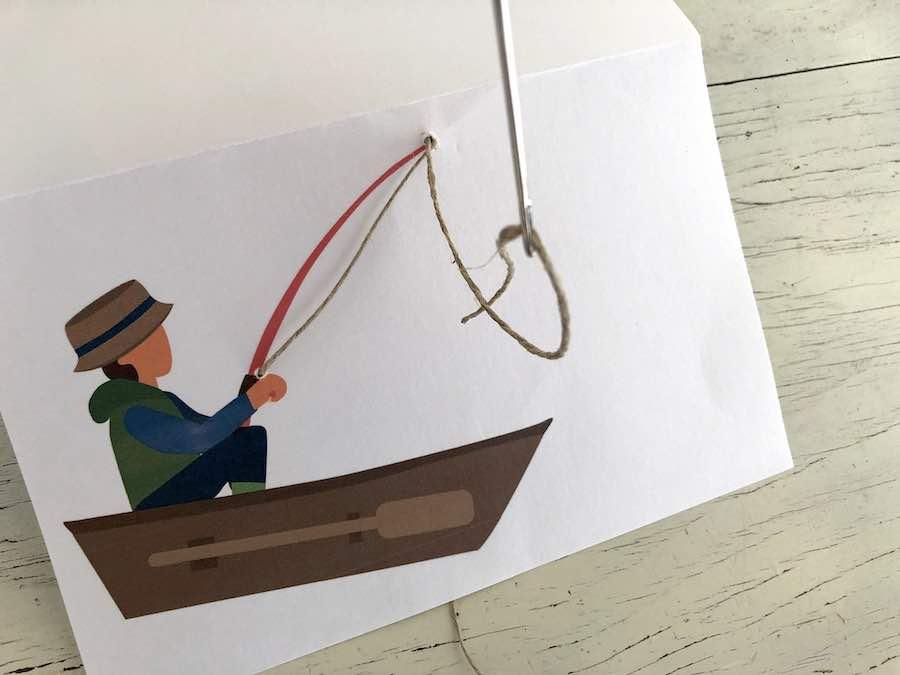 Threading String for Fish